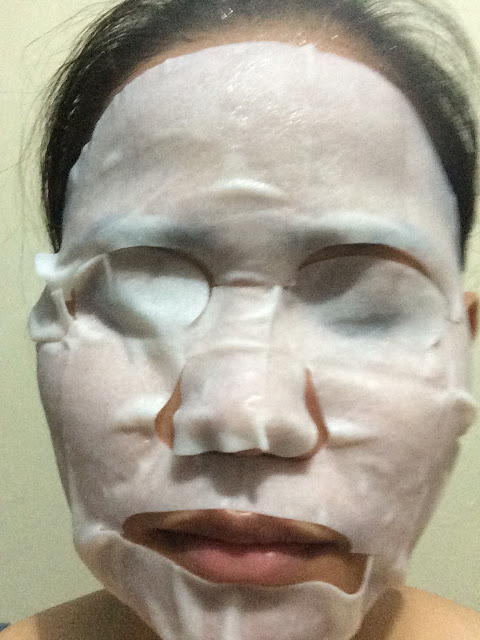 Whitening 3-Step Facial Treatment By Watsons REVIEW