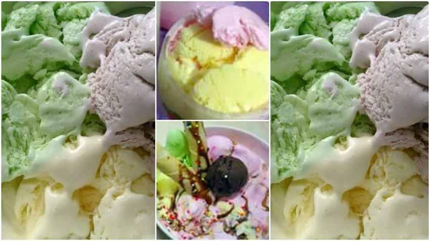Resep Membuat Ice Cream