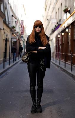 The Sartorialist - Redhead