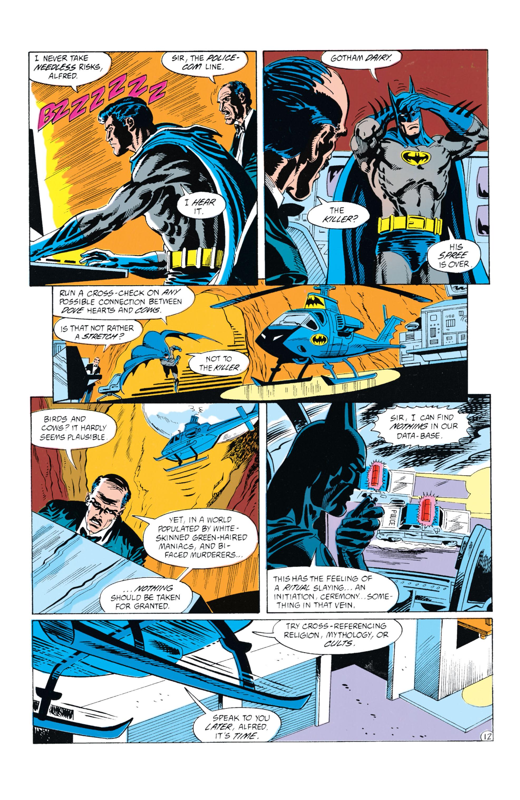 Detective Comics (1937) 628 Page 12