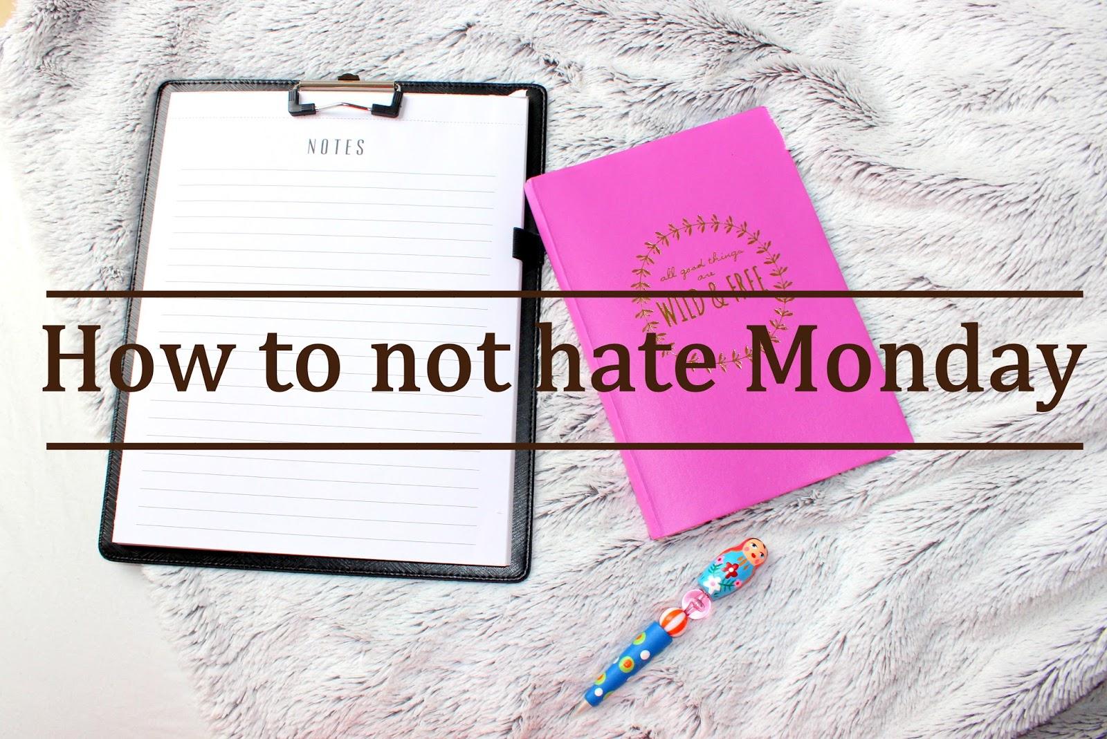 Was hilft an einem Montag Morgen