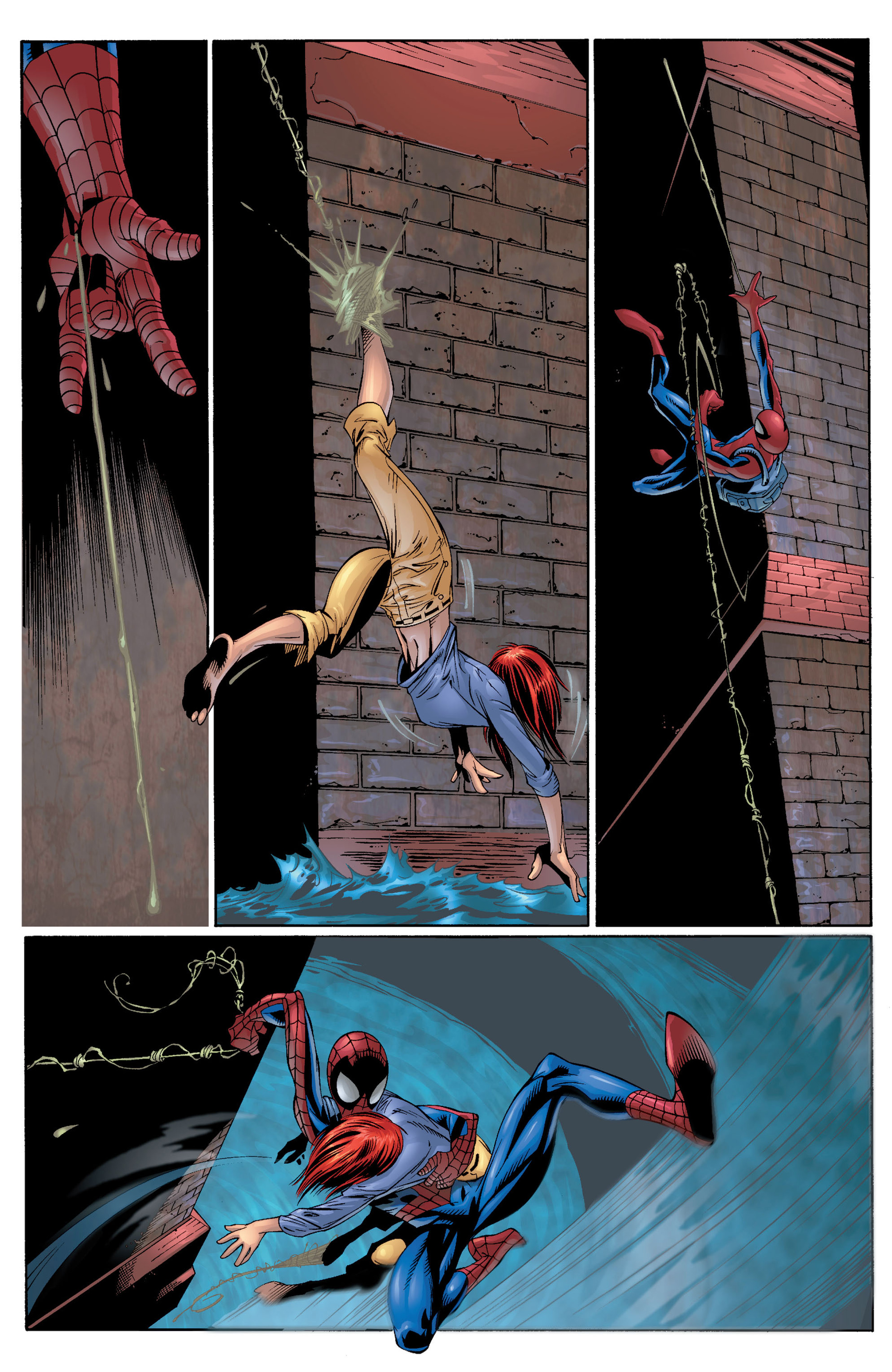 Read online Ultimate Spider-Man (2000) comic -  Issue #25 - 19