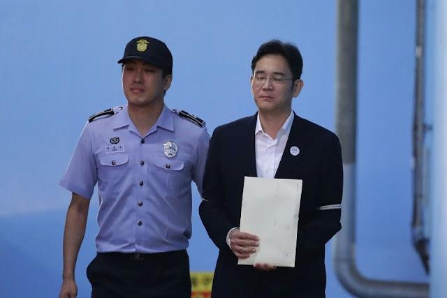 Samsung heir starts in Seoul