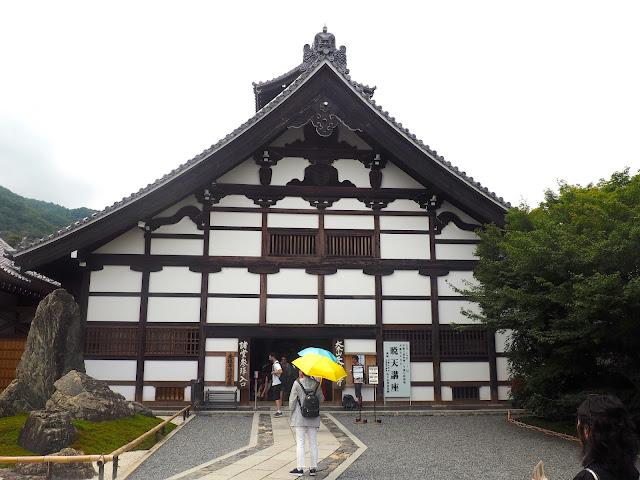 Tenryju-ji Temple, Arashiyama, Kyoto, Japan
