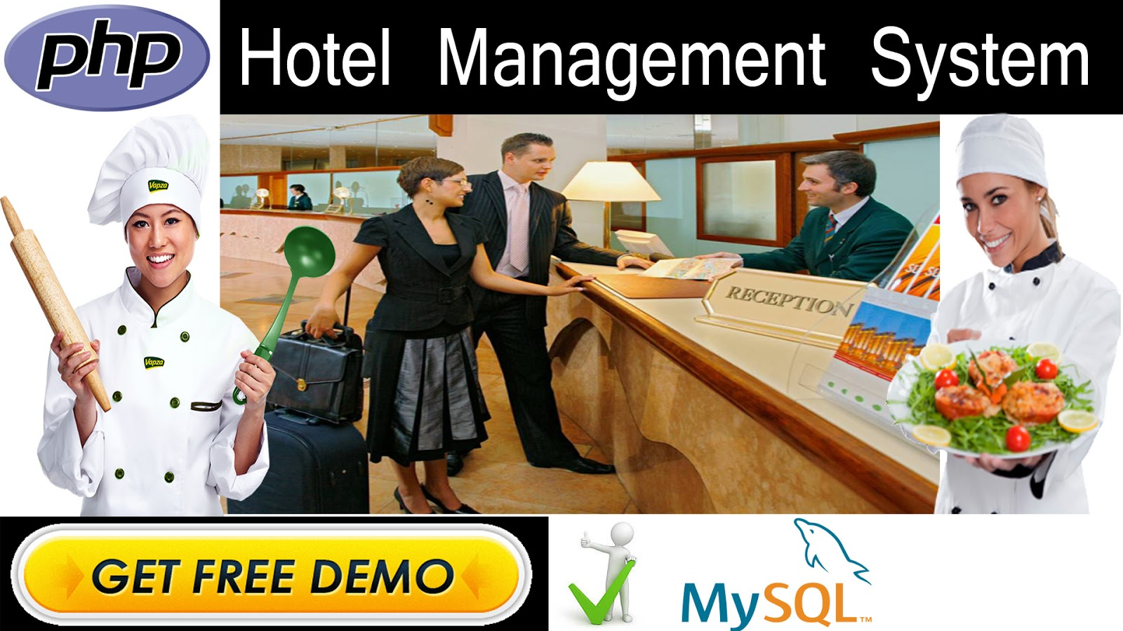 hotel management project Hotel management project in html with database codes and scripts downloads free a wiki-like content management system in php with emphasis on time-based information, via a calendar.