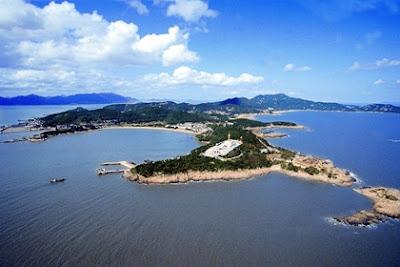 เขาผู่ถัวซาน (Mount Putuo: Putuo Shan) @ www.zhoushan.gov.cn