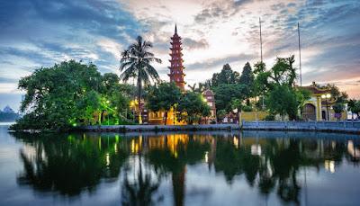 Paket Wisata Tour Hanoi - Halong 3D2N