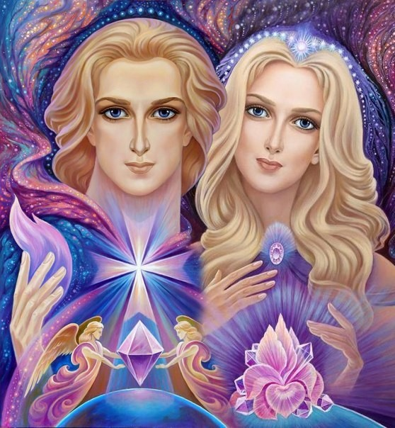 Love Each Other When Two Souls: ** THE EMERGING LIGHT: Transformation With Gentleness By