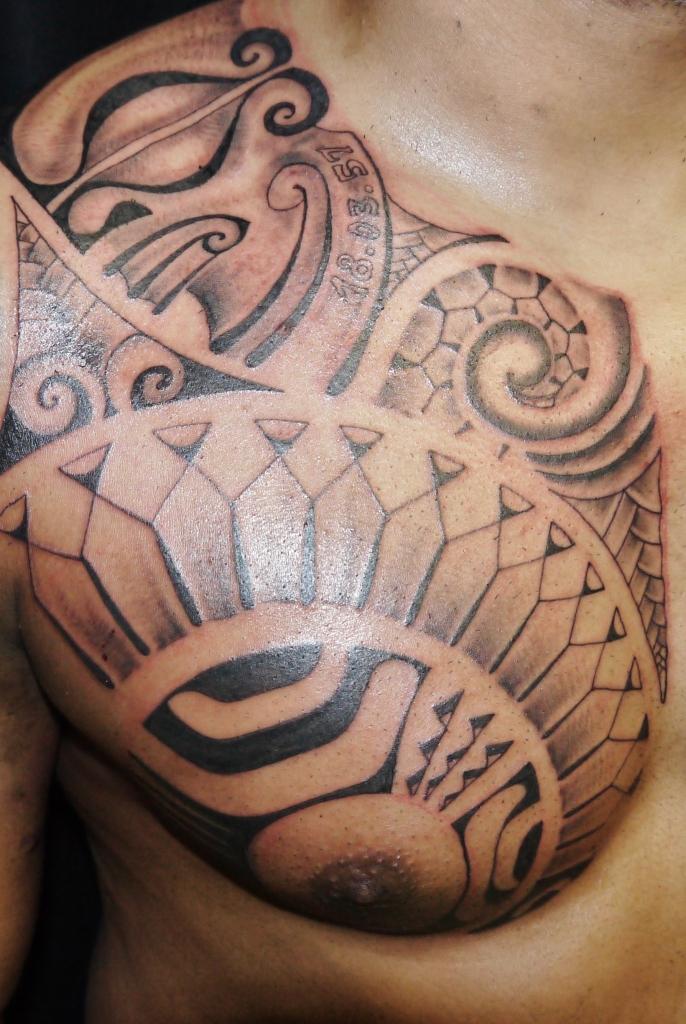 samoan tattoo design idea images pictures photos shoulder (57)