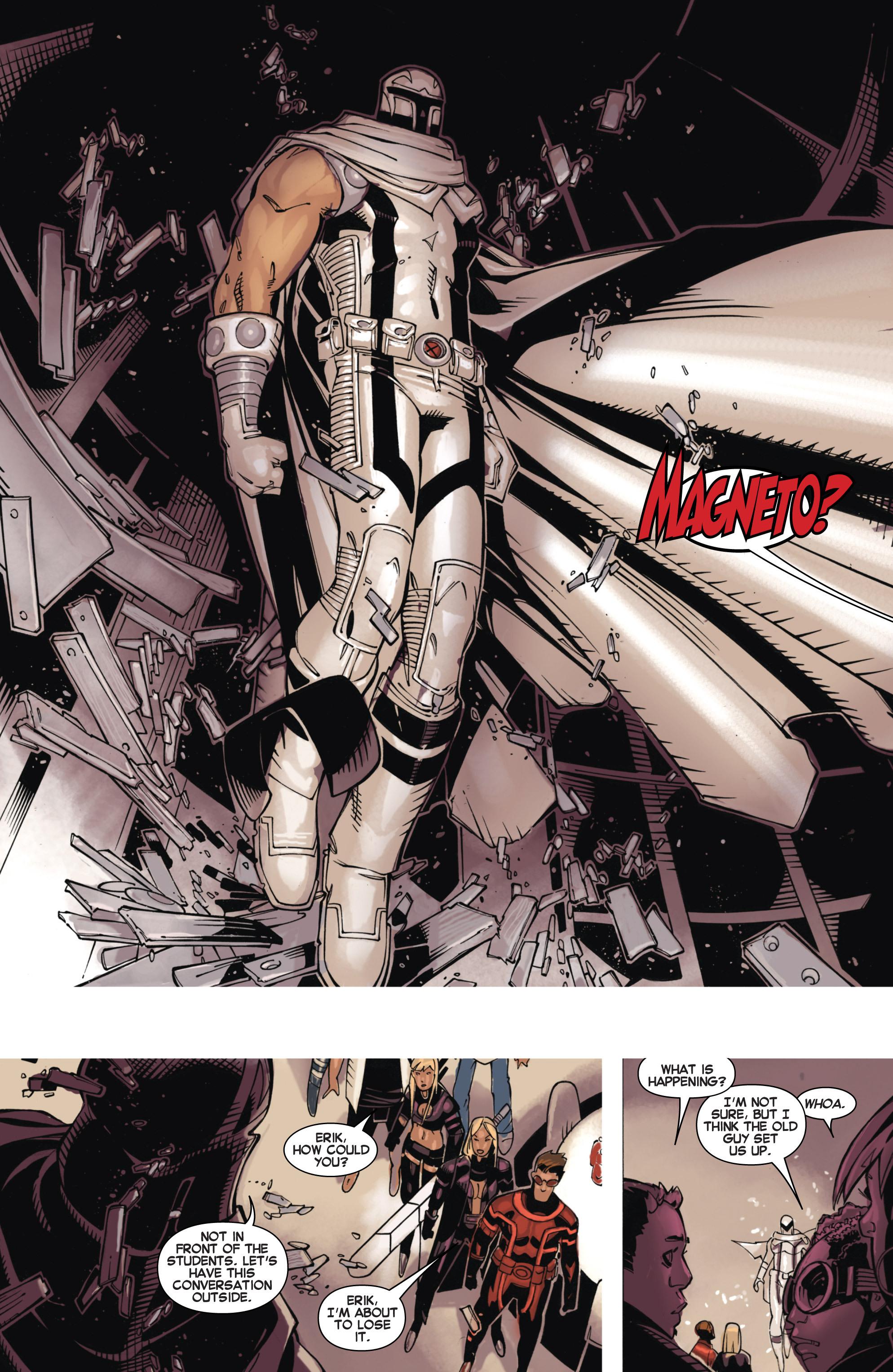 Read online Uncanny X-Men (2013) comic -  Issue #3 - 15