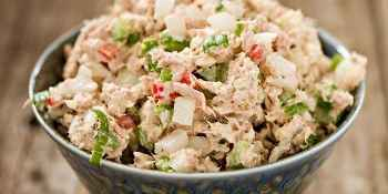 Resep Creamy Tuna Salad Sehat Bergizi
