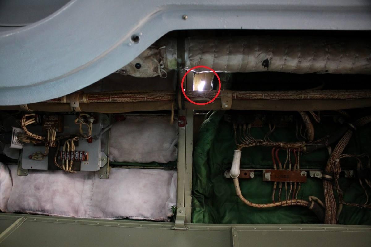 An-26 under fire