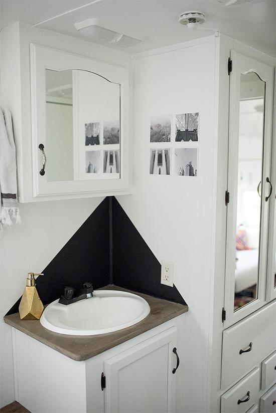 banheiro clean, banheiro moderno, banheiro decorado, a casa eh sua, home decor, decor, decoração, antes e depois, reforma