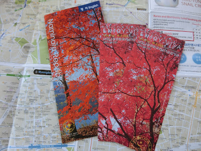 Trip Ke Seoul Day 2 (Part 2) Berjalan jalan sekitar Nami Island