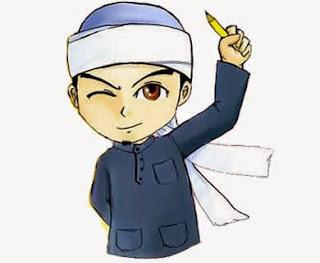 50 Gambar Anime Keren Islam HD