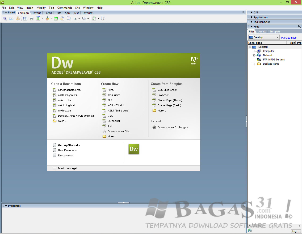 Adobe dreamweaver cs3 portable crack full version - listokarco's blog