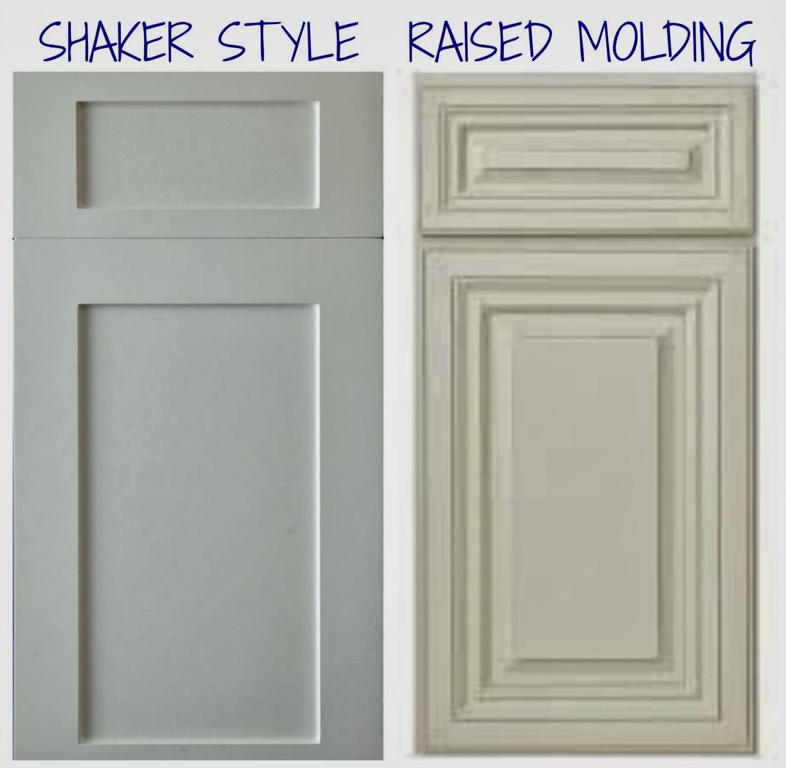 Kitchen Cabinet Door Molding