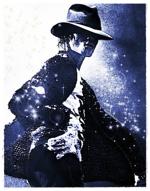 Billie Jean Michael Jackson Art