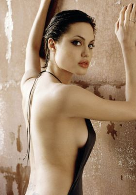 Sexy pictures of angelina jolie
