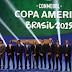 Governo define atribuições de órgãos da União na Copa América