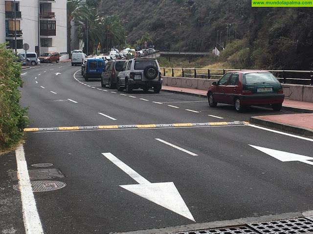 El Ayuntamiento de Santa Cruz de La Palma mejora la seguridad en la zona de Benahoare