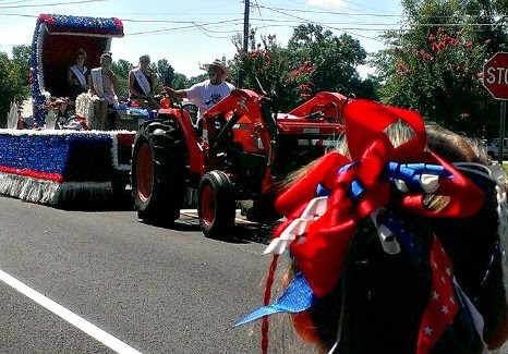 4th of july parade 9