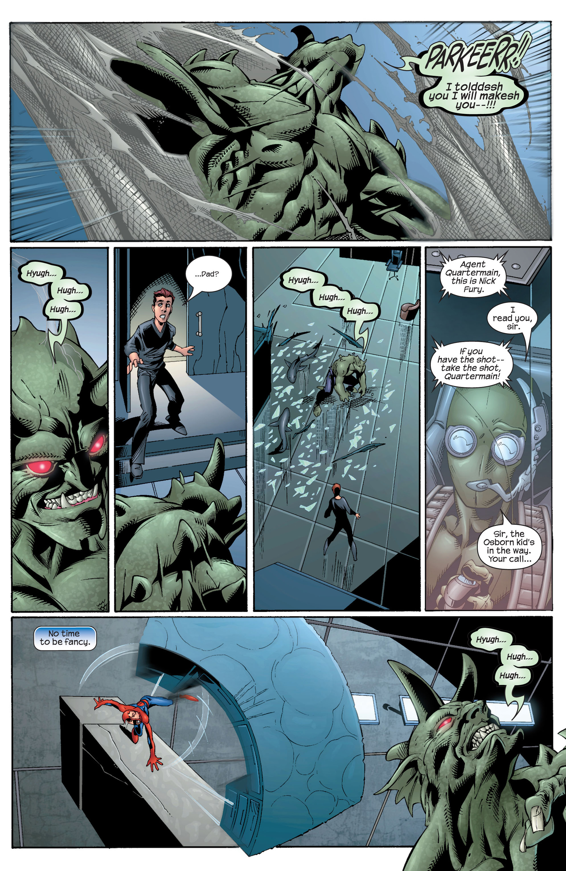 Read online Ultimate Spider-Man (2000) comic -  Issue #27 - 6