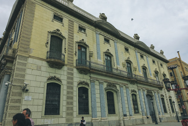 旧税関(Antiga Duana)