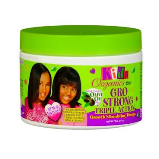 Kids Organics Gro Strong Triple Action Growth Stimulating Therapy 7.5oz 213g