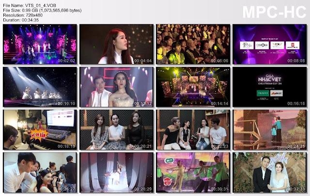THẾ GIỚI ÂM NHẠC: Gala Nhạc Việt 8: Duyên Phận Cuộc