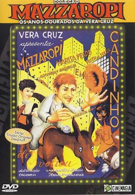 Mazzaropi: Candinho - DVDRip Nacional