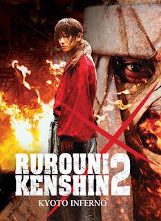 Baixar Filme Samurai X 2: Inferno em Kyoto Dublado Torrent