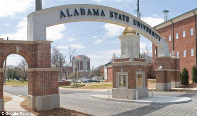 alabama state university racism
