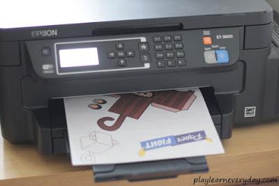 epson ecotank printing