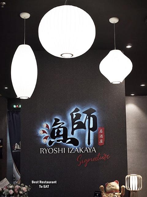 Ryoshi Izakaya Signature Lot G26, Ground Floor, Atria Shopping Gallery, Jalan SS22/23, Damansara Jaya, 47400 Petaling Jaya, Selangor. (North Entrance)