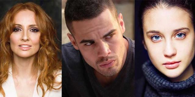 La serie 'Toy Boy' presenta a sus tres protagonistas:Jesús Mosquera, Cristina Castaño y María Pedraza