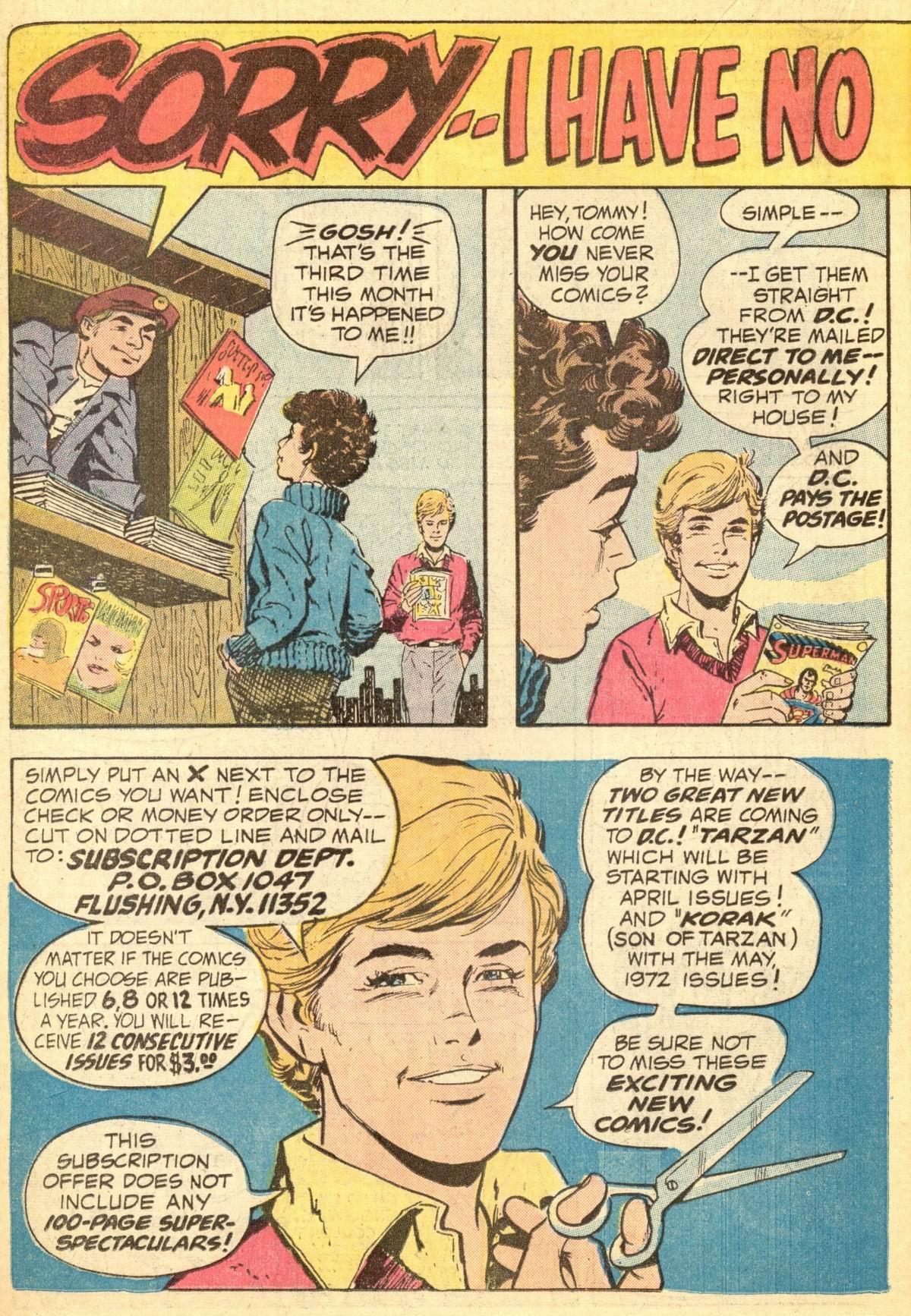 Detective Comics (1937) 420 Page 25