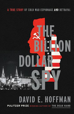 The Billion Dollar Spy by David E. Hoffman - book cover