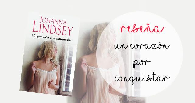 Un corazón por conquistar 1, Johanna Lindsey