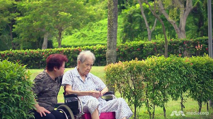 With Singapore's growing elderly population and rise in number of singles, more are on long-term assistance schemes