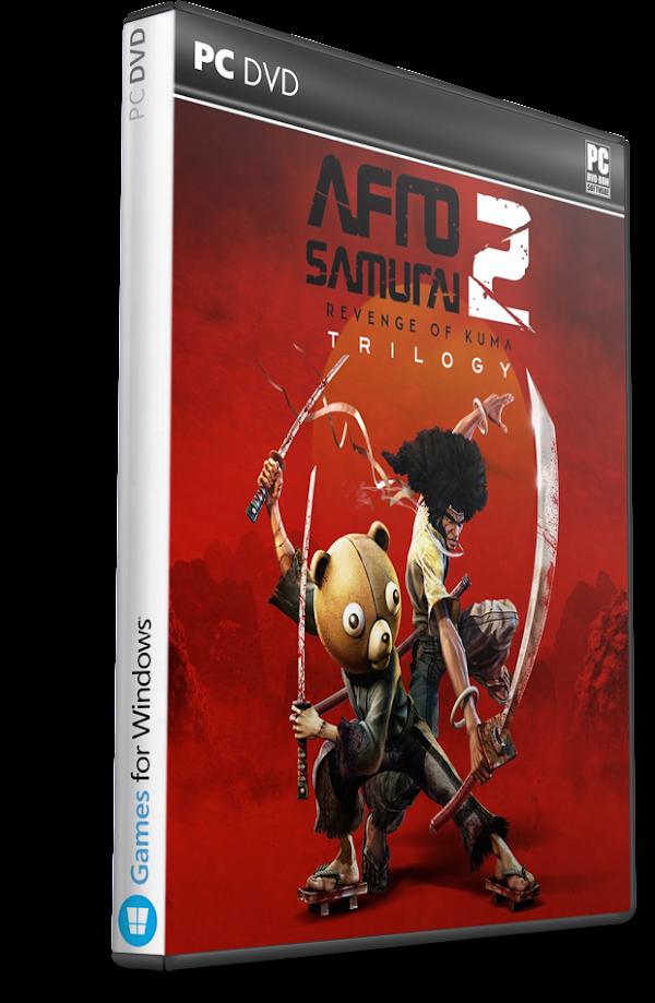 DESCARGAR Afro Samurai 2 Revenge of Kuma Volume One (PC-GAME) MEGA