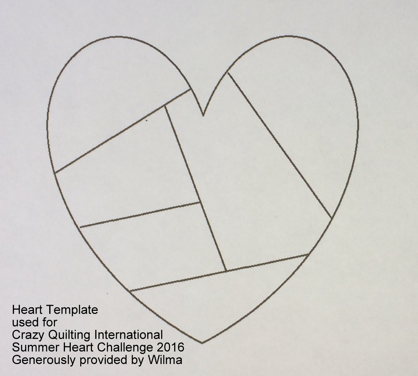 CRAZY QUILTING INTERNATIONAL