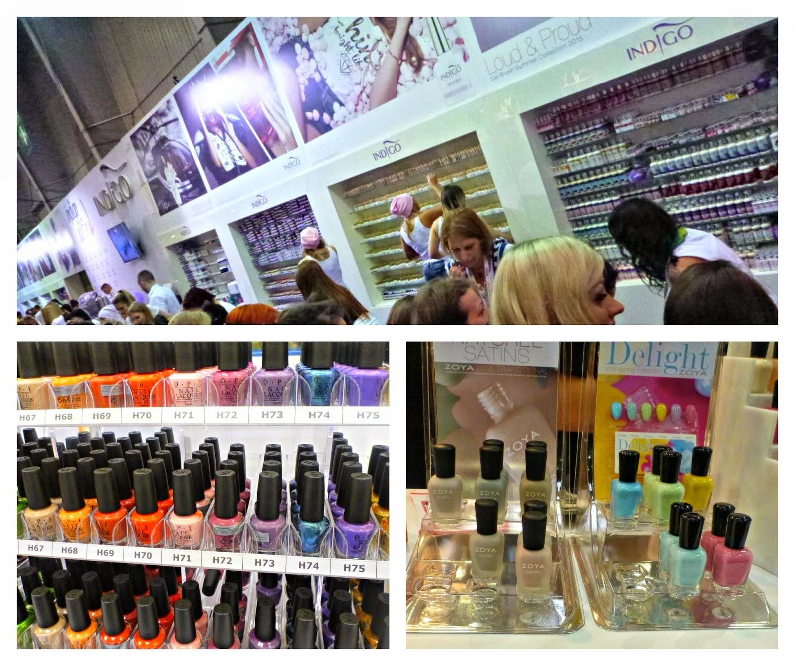 Relacja z targów Beauty Forum oraz moje targowe zakupy