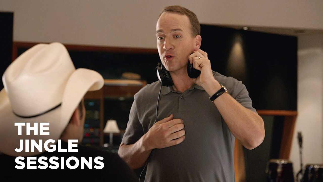 "Peyton Manning & Brad Paisley Star in Nationwide's ""The Jingle is ..."