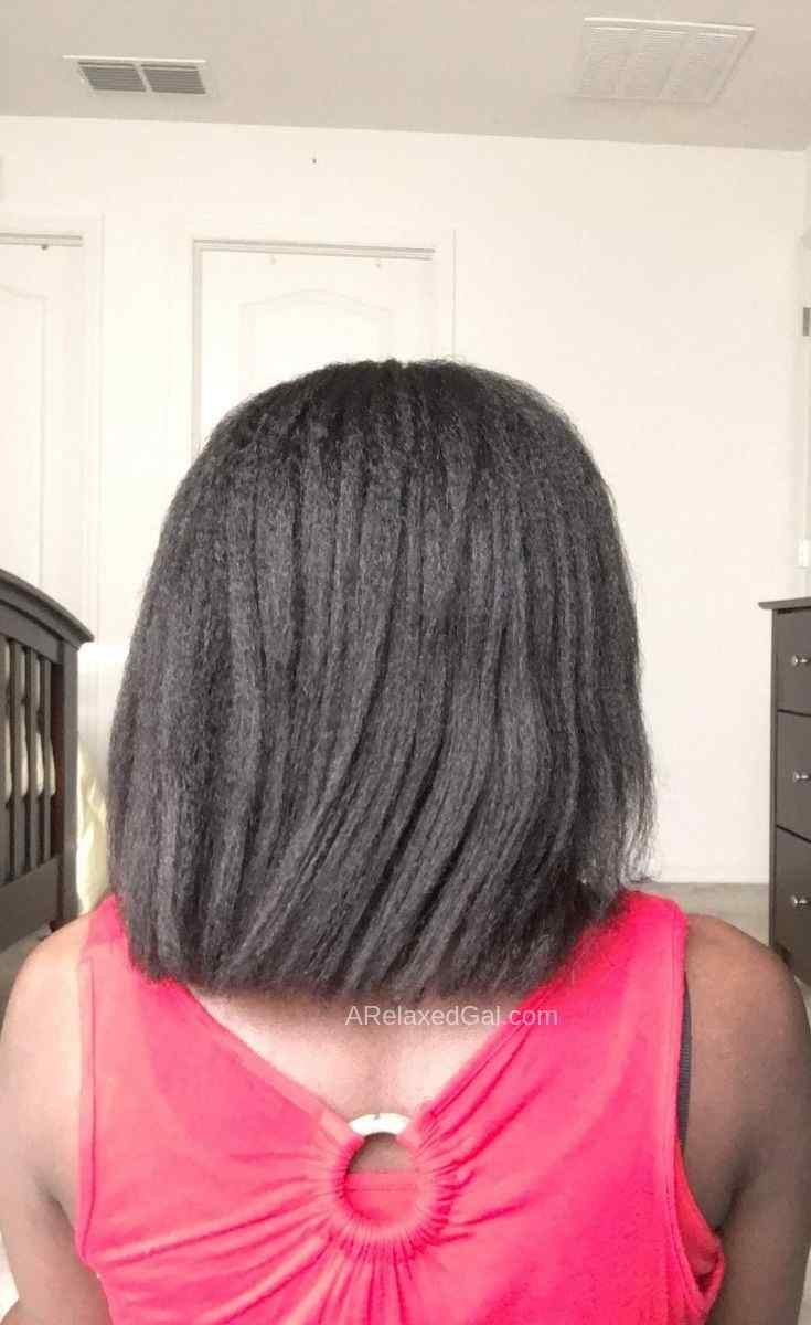 Balancing protein and moisture in your relaxed hair | A Relaxed Gal