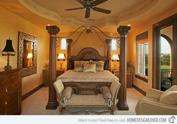 Tuscan Bedroom Designs | Bathroom Latest Collections