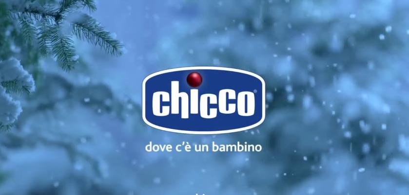 Canzone Chicco pubblicità con bambina sulla neve - Musica spot Dicembre 2016