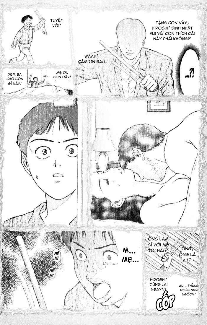 Psychometrer Eiji chapter 53 trang 17