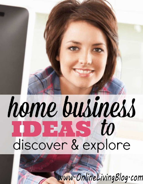 20 home #business ideas for #entrepreneurs who want to work from home