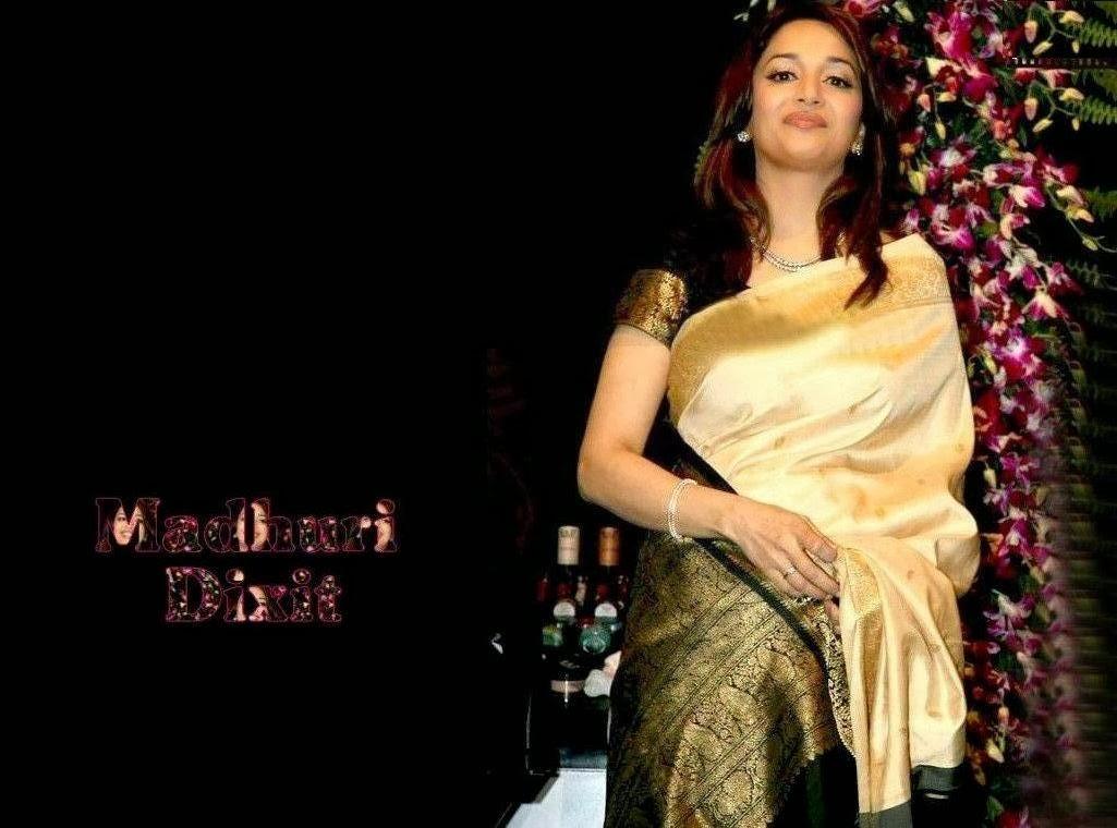All 4U Hd Wallpaper Free Download  Madhuri Dixit -8643